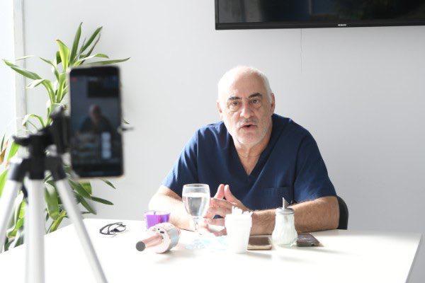 Jorge Busca, Secretario de Salud de Monete Hermoso