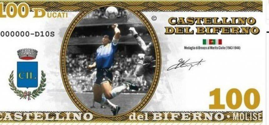 Billeteee Maradona