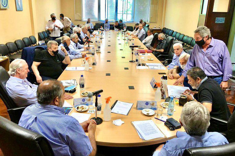 Consejo directivo de la CGT